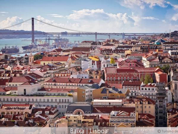 Lisbon wine and walking holiay in Portugal
