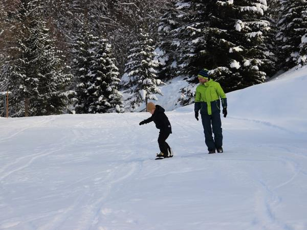 Montenegro winter activity vacation