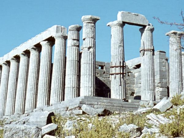 Archaeological tour of The Peloponnese
