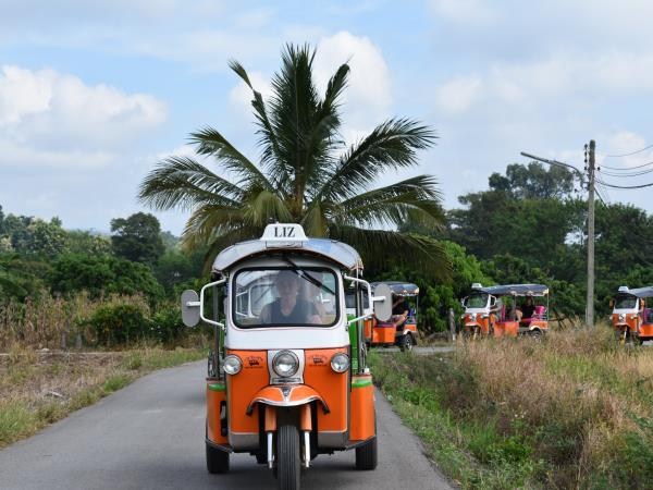 3 Day Hill Tribe and Tuk Tuk adventure tour