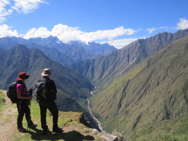 Inca Trail trekking holiday