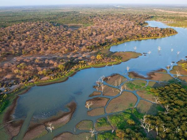 Botswana flying safari, tailor made