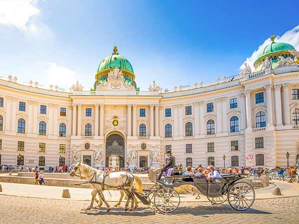 Central Europe highlights vacation