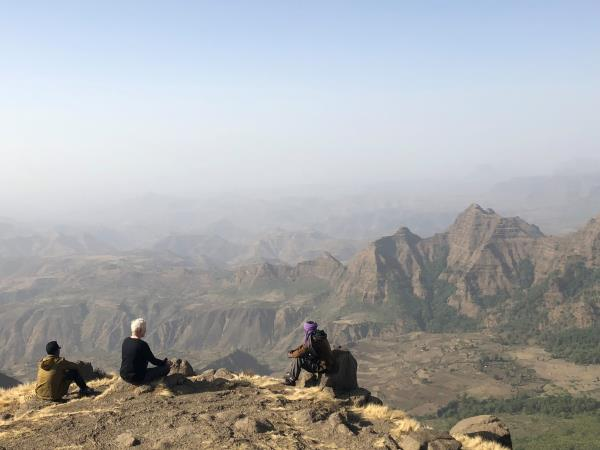Ethiopia walking tour