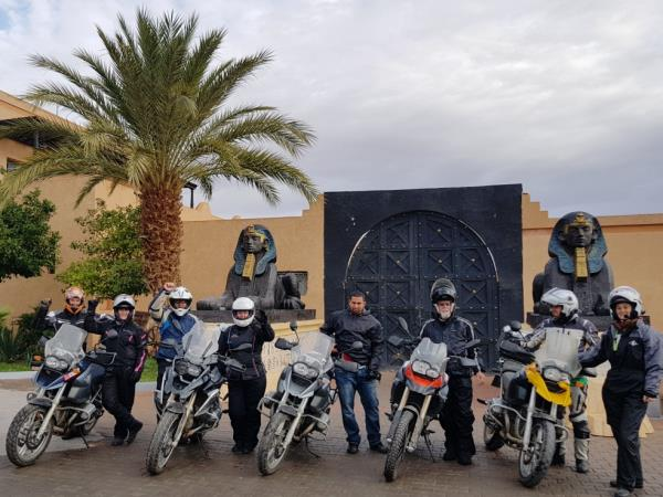 Morocco motorcycle tour