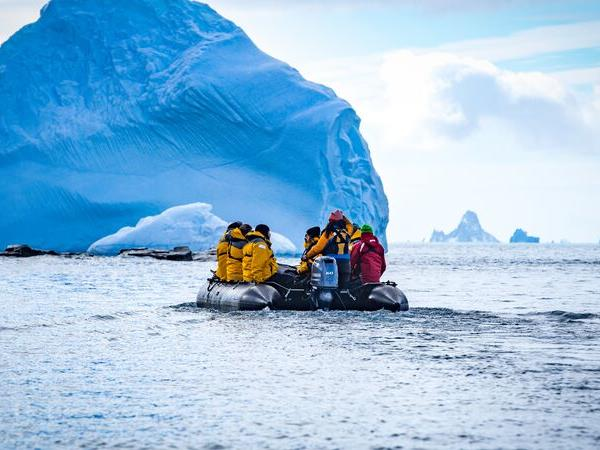 Best of Antarctica vacation