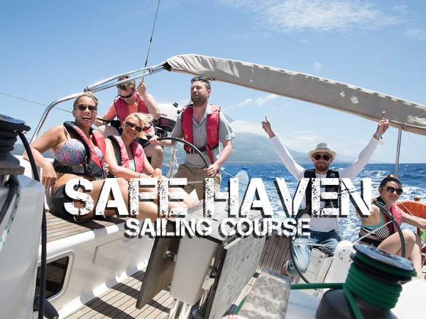 Sailing skills holiday in Croatia