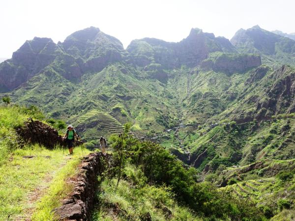 Cape Verde walking vacation