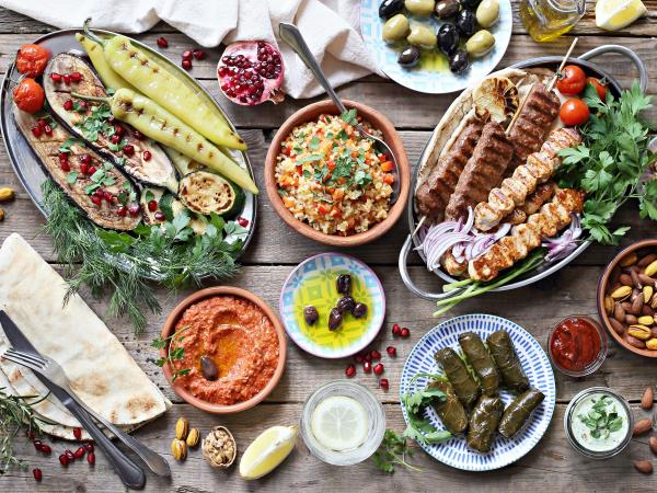 Lebanon food tour