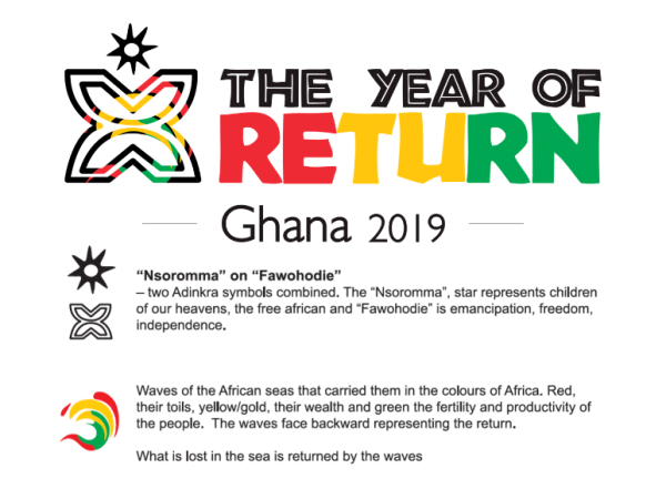 Ghana culture & history tour, the year of return