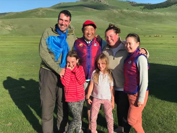 Mongolia family adventure vacation