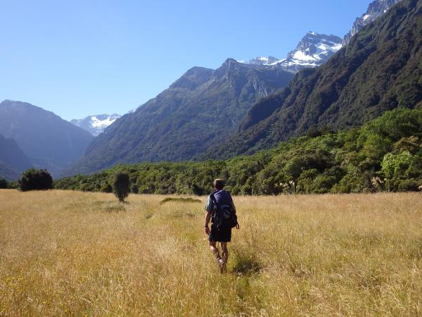 New Zealand hiking & adventure vacation