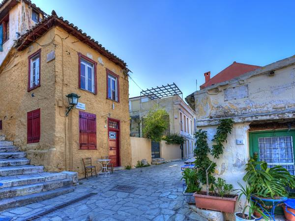 Tailor made tour of athens and The Peloponnese