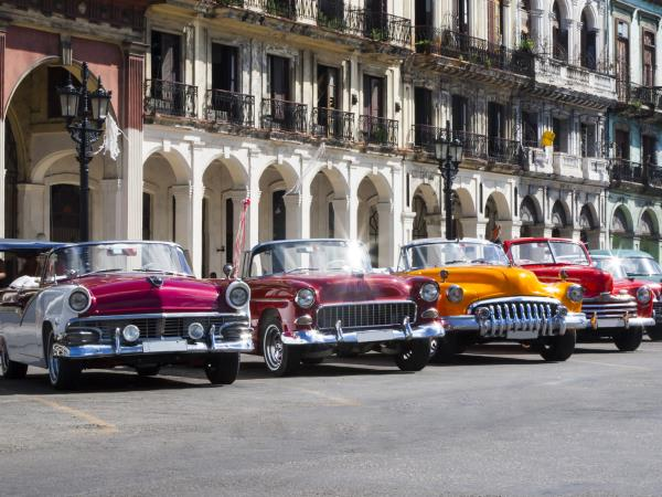 Two weeks tour of Cuba