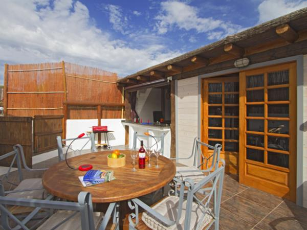 Eco lodge in Lanzarote