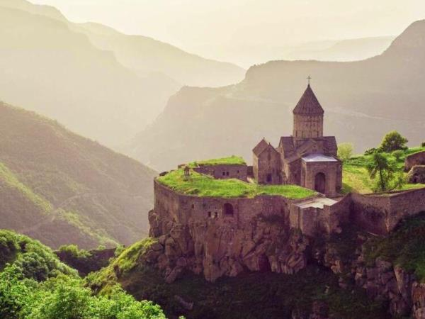 Armenia small group tour