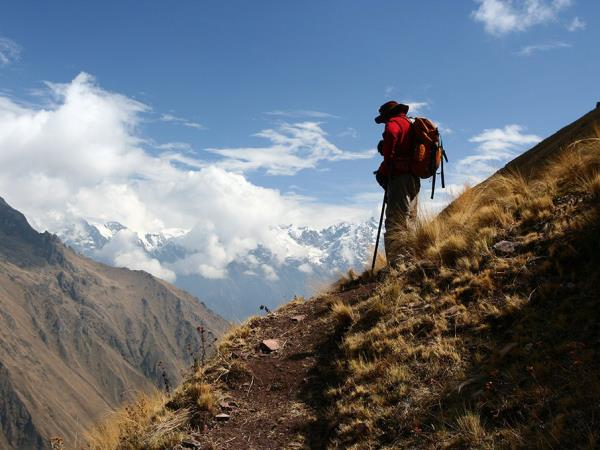 Trekking vacation in Peru