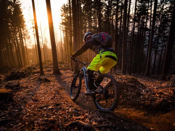 Mountain biking vacations in Europe