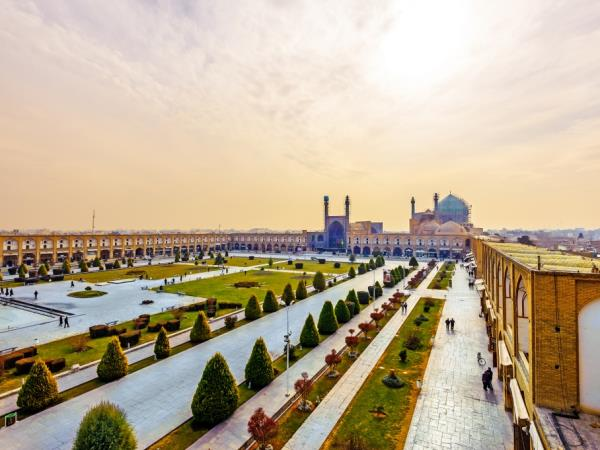 South Iran tour, Tehran to Shiraz