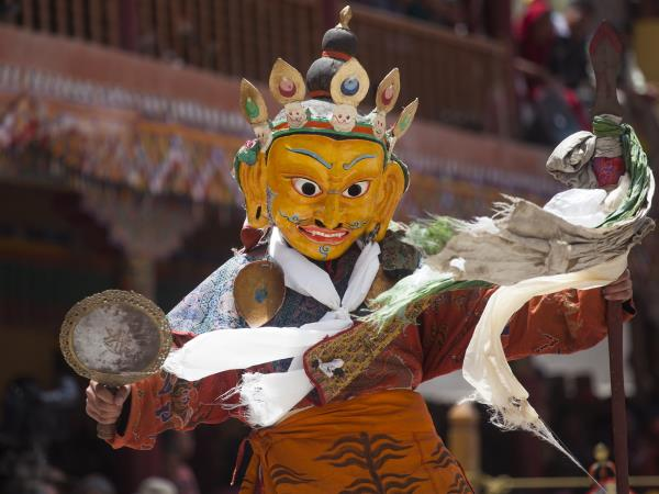 Kashmir and Ladakh tour and the Hemis Festival