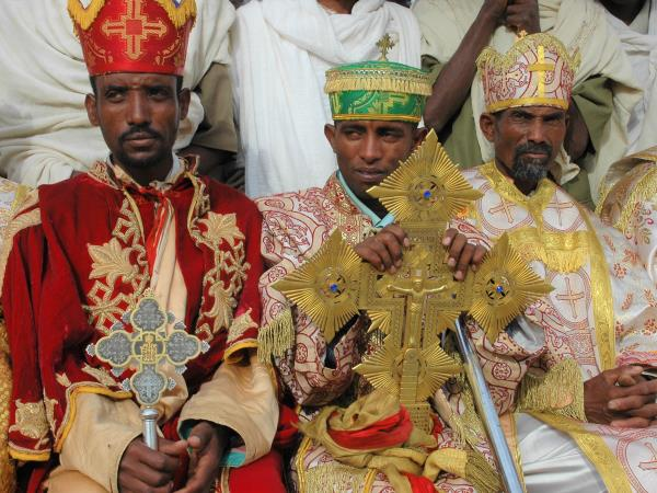 Ethiopia festivals tour, Genna and Timkat