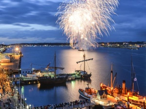 Germany tall ships sailing festival