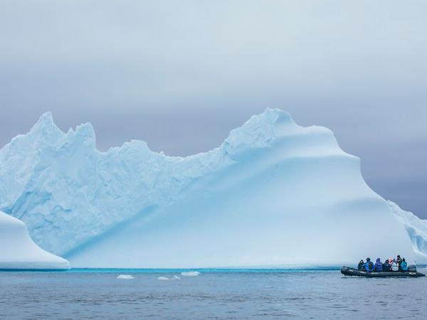Antarctic expedition cruise, two weeks