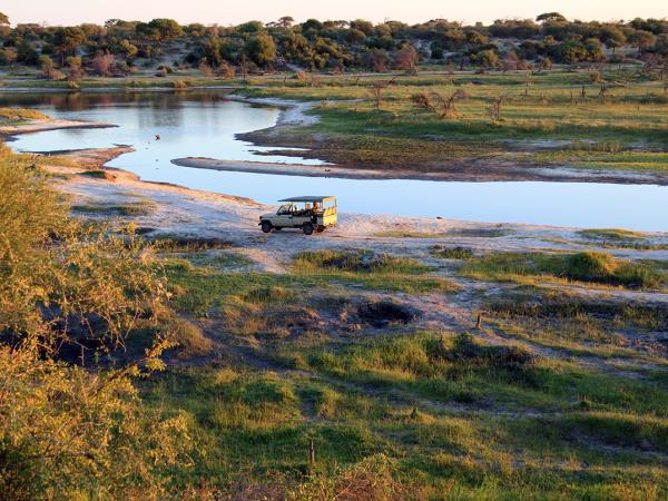 Botswana safari vacation, 8 days