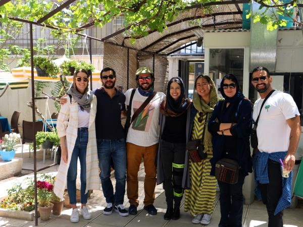 Iran tour, the best of Persia
