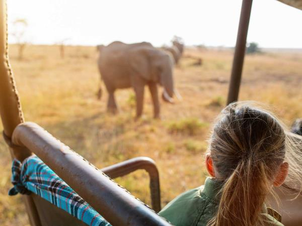 Kenya and Tanzania family vacation, tailor made