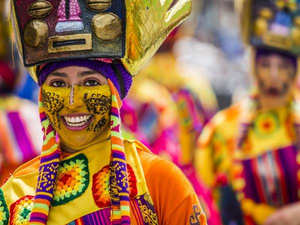 Colombia festivals tour
