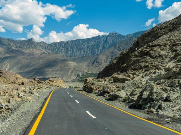 Karakoram Highway vacation