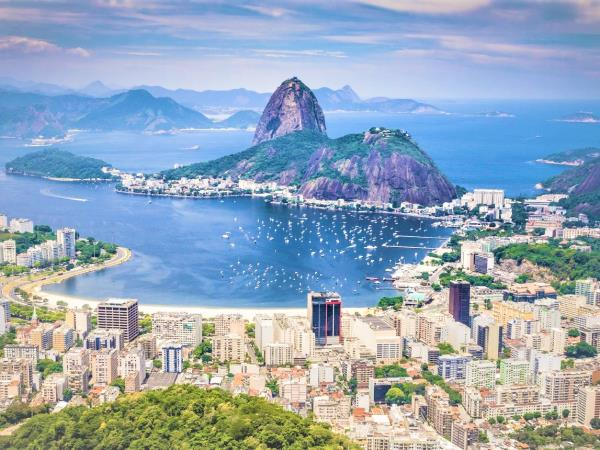 Rio, The Amazon and Iguazu falls vacation