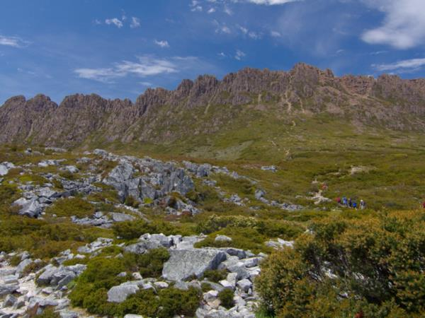 Cradle Mountain walking vacation in Tasmania, self guided