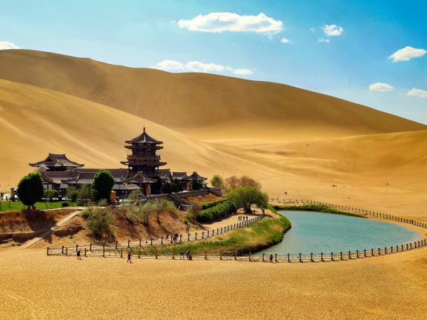 Accessible Silk Road tour