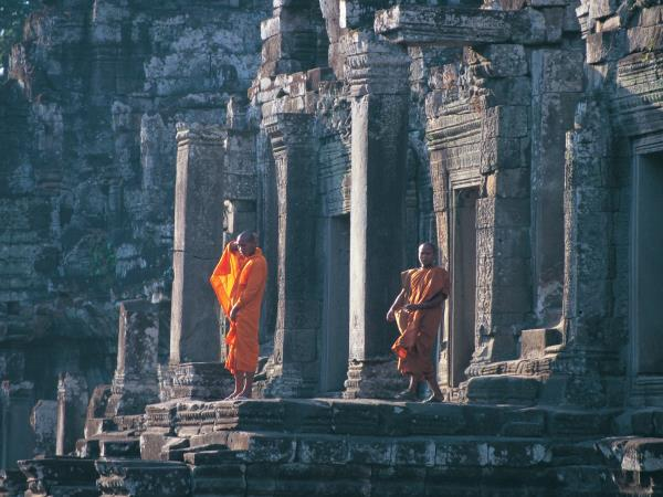 Cambodia country tour