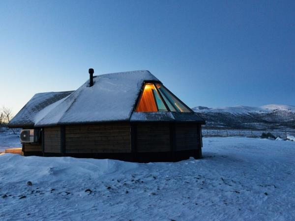 Arctic vacation, Lapland to Tromssa in Norway