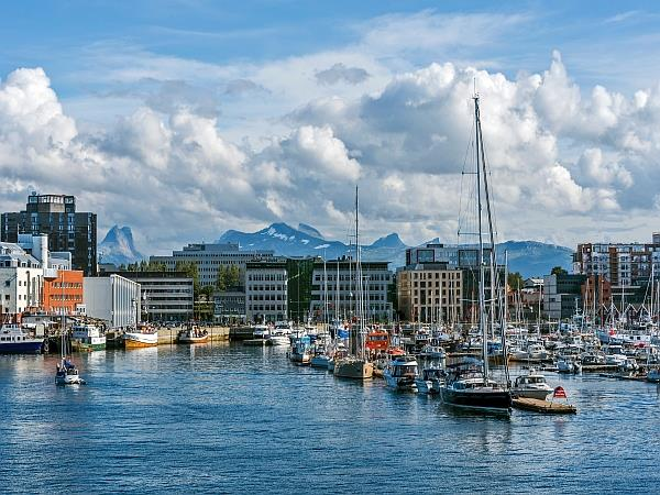 Bodo to Alesund advanced sailing course in Norway