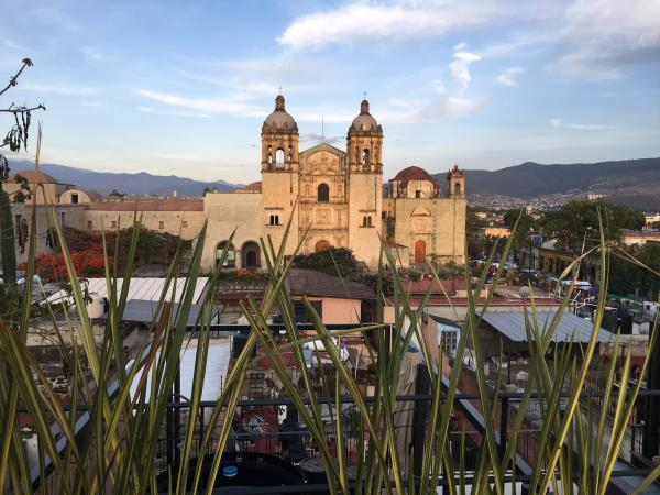Mexico food tour of Oaxaca