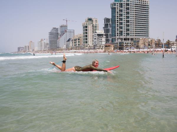 Tel Aviv short break