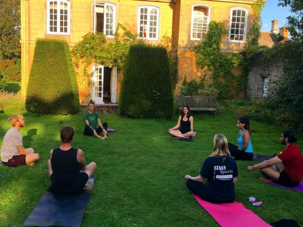 Yoga short break in Gloucestershire, UK