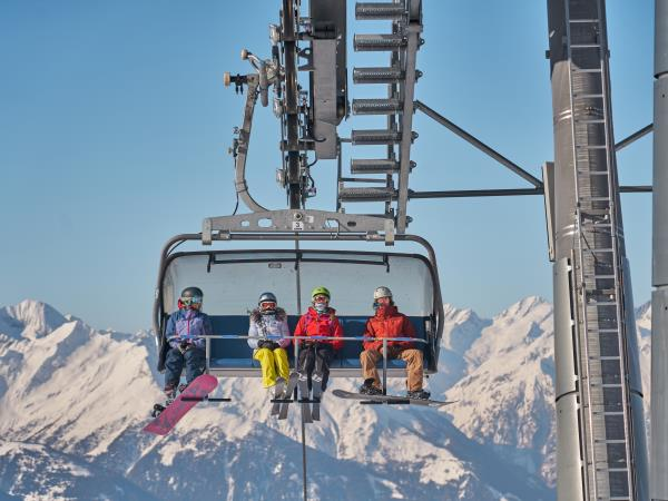Austria learn to ski and yoga vacation