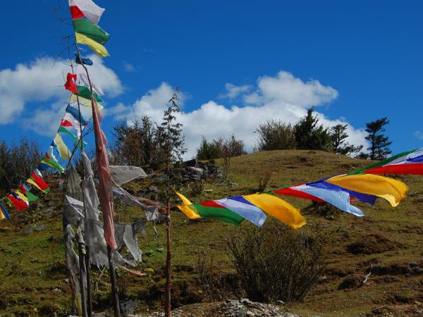 Druk Path Trekking vacation in Bhutan