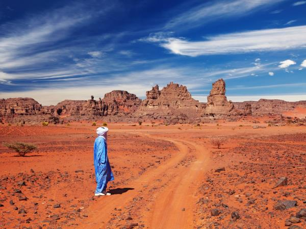 Algeria small group tour