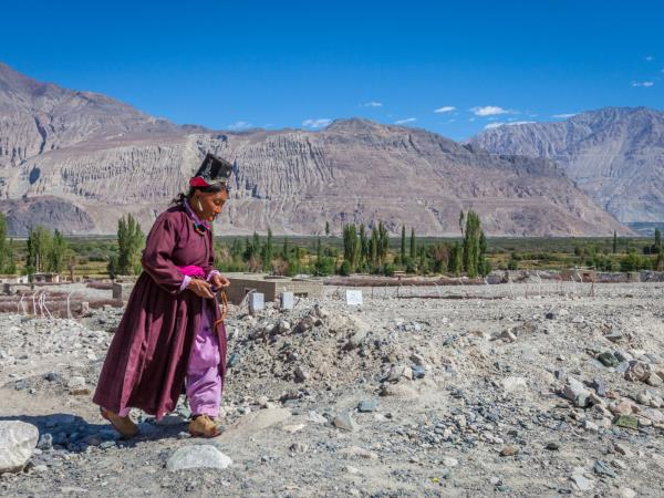 Ladakh adventure vacations, India