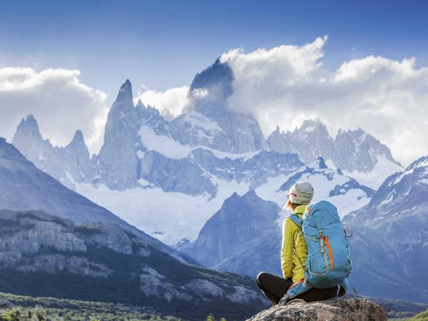 Patagonia hiking vacation