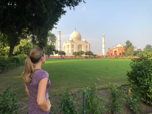 India highlights vacation, 11 days