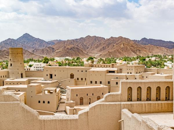 Oman vacation, Arabian Desert explorer