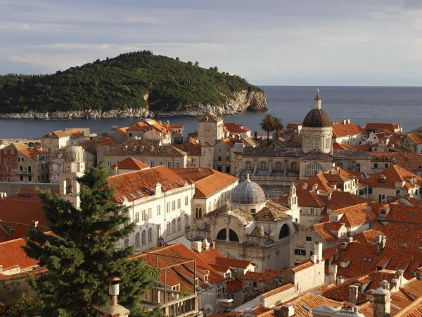 Dubrovnik to Split luxury 5 day cruise