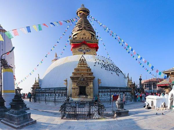 Nepal wellness and walking vacation